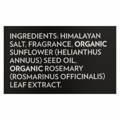Evolution Salt Co. Coconut Himalayan Crystal Bath Salt Perspective: back