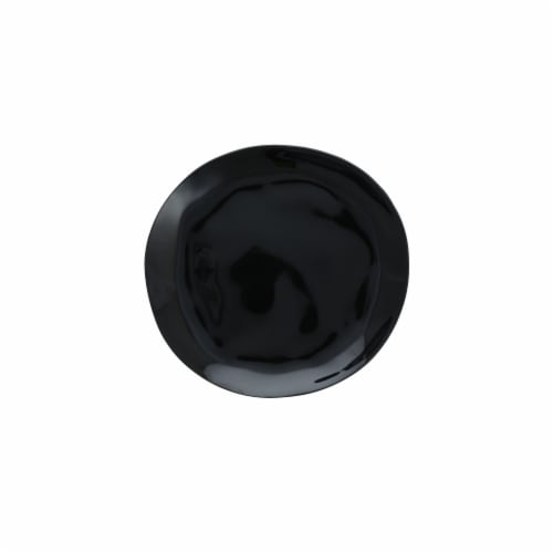 FORTESSA Sandia Obsidian Salad Plate Perspective: back