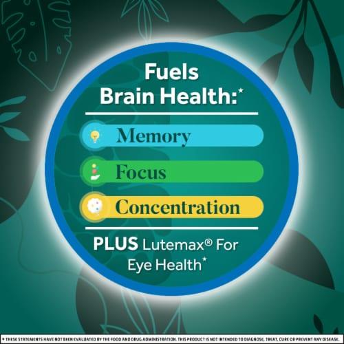 Neuriva Brain Performance Brain + Eye Capsules Perspective: back
