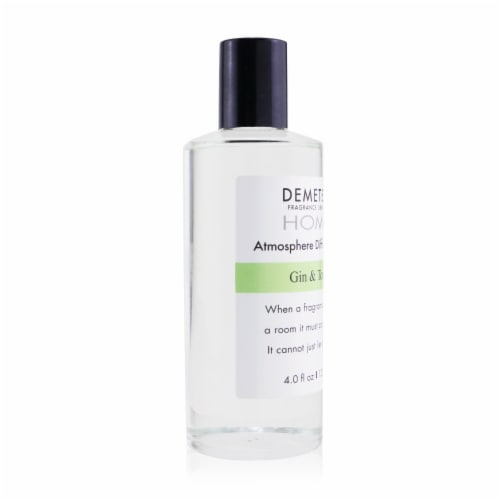 Demeter Atmosphere Diffuser Oil  Gin & Tonic 120ml/4oz Perspective: back