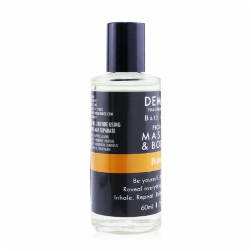 Demeter Butterscotch Massage & Body Oil 60ml/2oz Perspective: back