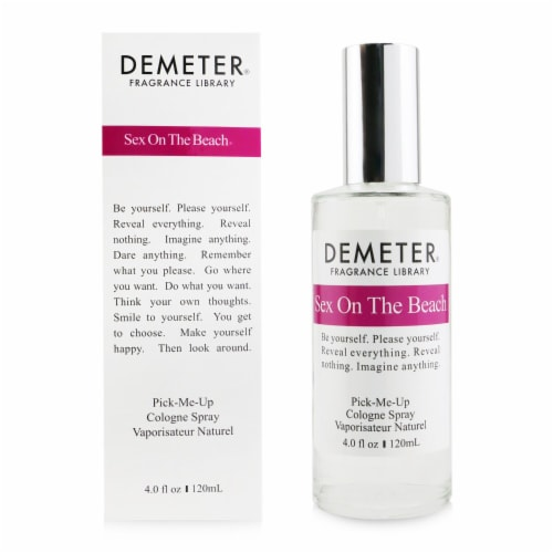 Demeter Sex On The Beach Cologne Spray 120ml/4oz Perspective: back