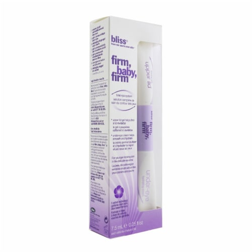Bliss Firm Baby Firm Total Eye System 2x7.5ml Perspective: back
