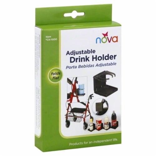 Nova Adjustable Cup Holder Perspective: back