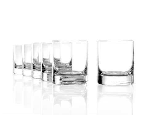 Stolzie Lausitz NY Bar Whiskey Tumblers Perspective: back