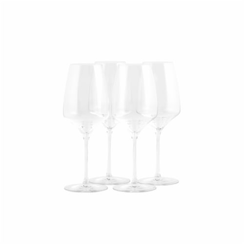 Stolzle Lausitz Experience Red Wine Glasses Perspective: back