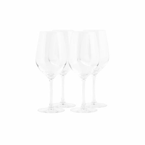 Stolzle Lausitz Grand Epicurean Bordeaux Wine Glasses Perspective: back