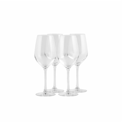 Stolzle Lausitz Grand Epicurean White Wine Glasses Perspective: back