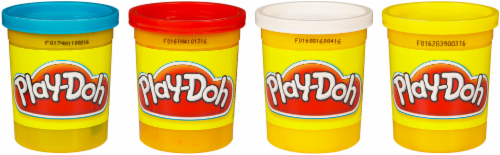 Hasbro Play-Doh Classic Colors Set Perspective: back