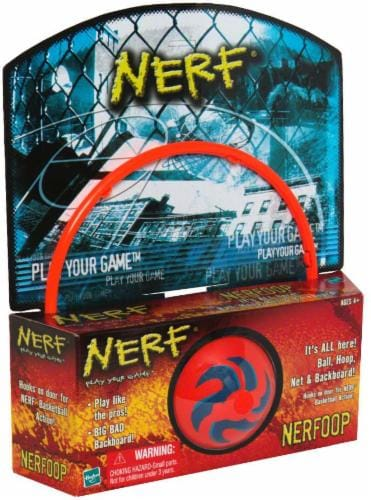 Hasbro Nerf N Sports Nerfoop Classic Perspective: back