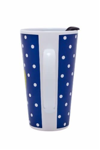 Formation Brands Cactus Latte Mug + Lid Perspective: back