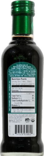 Ortalli Organic Balsamic Vinegar Perspective: back