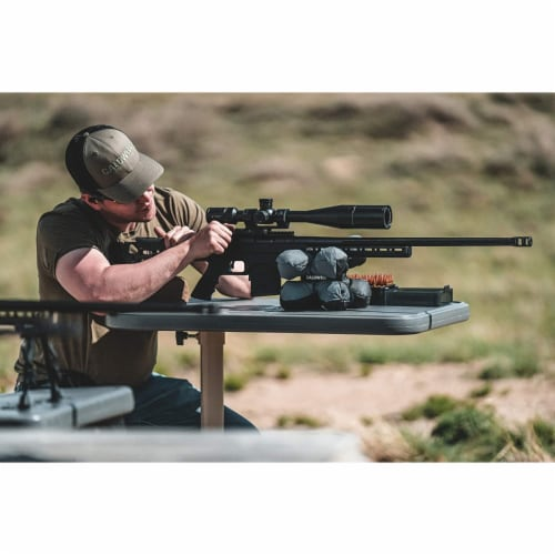 Caldwell Tack Driver X Bags for Hunting or Indoor and Outdoor Shooting Ranges Perspective: back