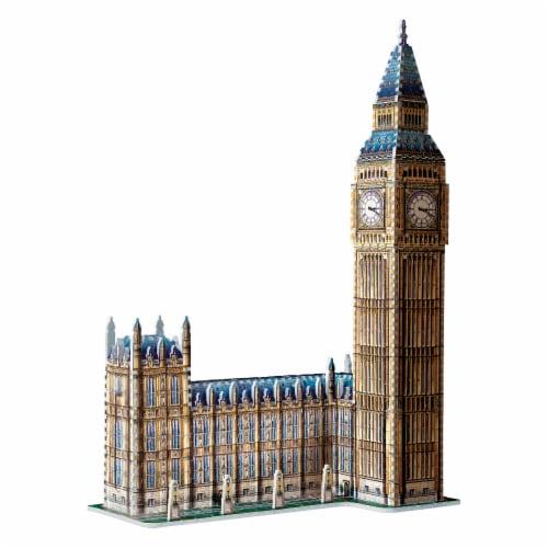 Wrebbit Big Ben 3D Puzzle Perspective: back