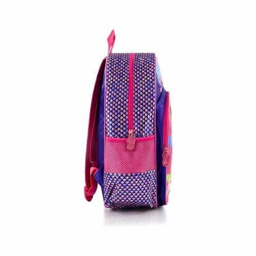 Heys Trolls Deluxe School Backpack Perspective: back