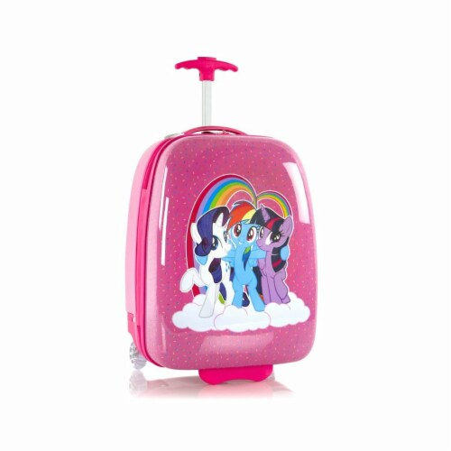 Heys My Little Pony Kids Luggage Perspective: back