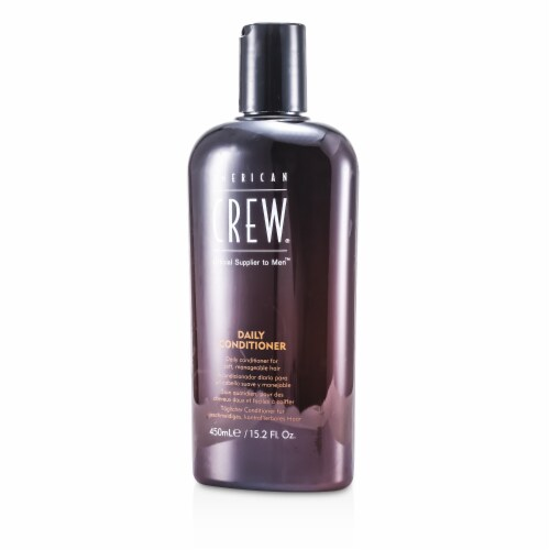 American Crew Men Daily Conditioner (For Soft, Manageable Hair) 450ml/15.2oz Perspective: back