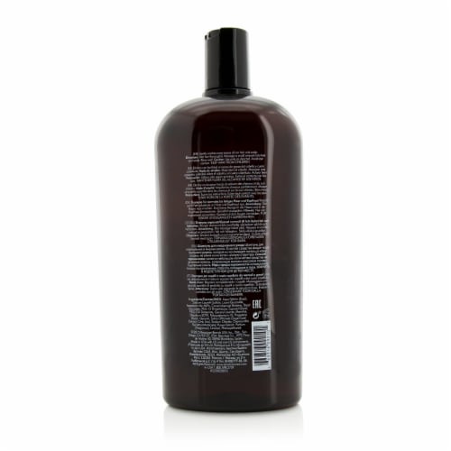 American Crew Men Daily Shampoo (For Normal to Oily Hair and Scalp) 1000ml/33.8oz Perspective: back