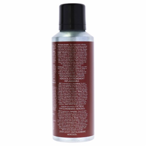 American Crew Techseries Boost Spray Dry Shampoo 6.7 oz Perspective: back