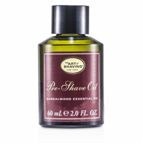 The Art Of Shaving Pre Shave Oil  Sandalwood Essential Oil (For All Skin Types) 60ml/2oz Perspective: back