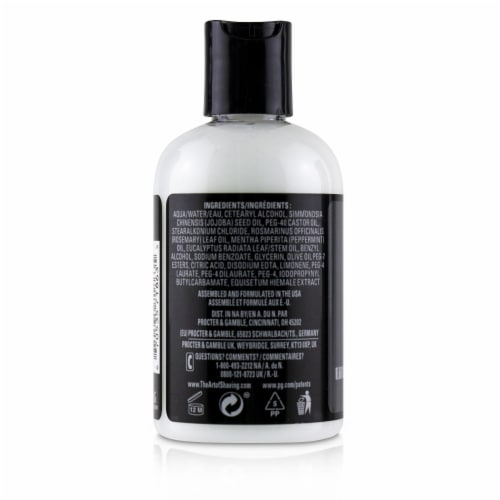 The Art Of Shaving Beard Conditioner  Peppermint Essential Oil 120ml/4oz Perspective: back