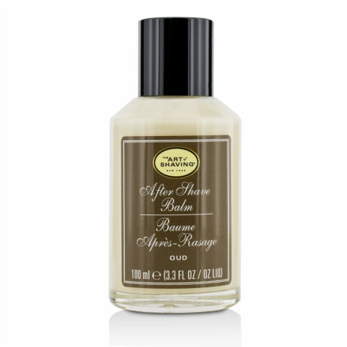 The Art Of Shaving After Shave Balm  Oud 100ml/3.3oz Perspective: back