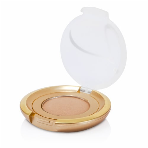 Jane Iredale PurePressed Single Eye Shadow  Cappuccino 1.8g/0.06oz Perspective: back