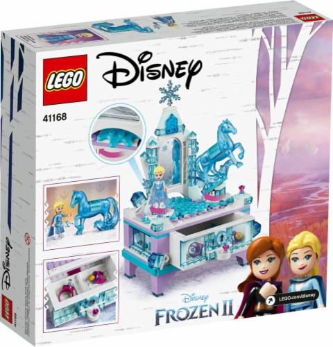 LEGO® Disney Frozen 2 Elsa's Jewelry Box Creation Perspective: back