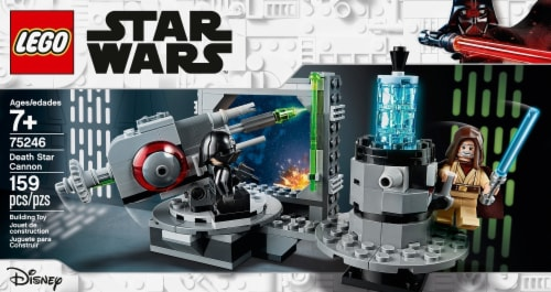 LEGO® Star Wars Death Star Cannon Perspective: back