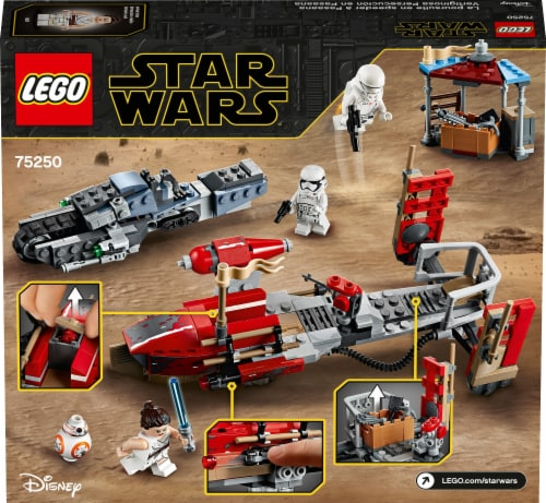 LEGO® Star Wars Pasaana Speeder Chase Perspective: back