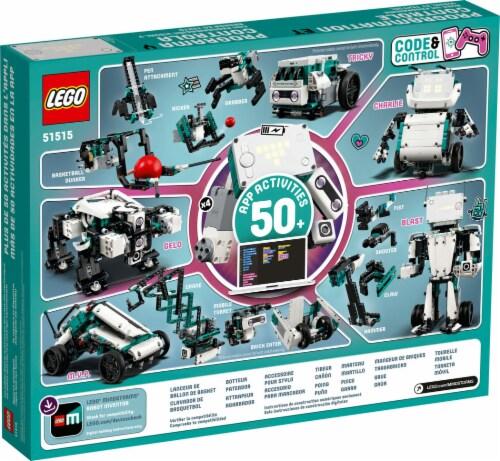 LEGO® Mindstorms Robot Inventor Perspective: back