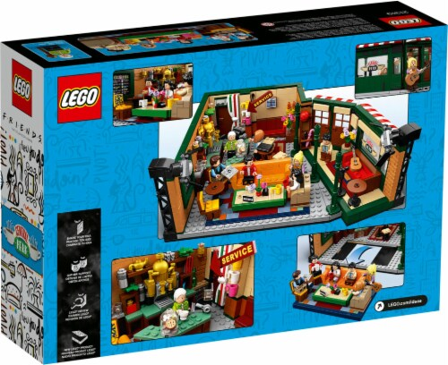 21319 LEGO® Friends Central Perk Perspective: back