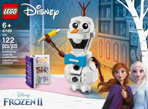 LEGO® Disney Frozen 2 Olaf Building Toy Perspective: back