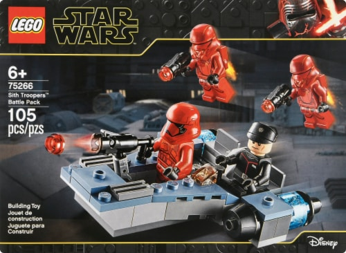 75266 LEGO® Star Wars Sith Troopers Battle Pack Building Toy Perspective: back