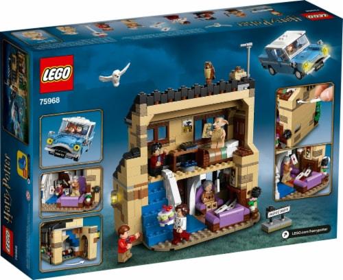 75968 LEGO® Harry Potter 4 Privet Drive V39 Perspective: back