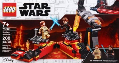 75269 LEGO® Star Wars Duel on Mustafar Perspective: back