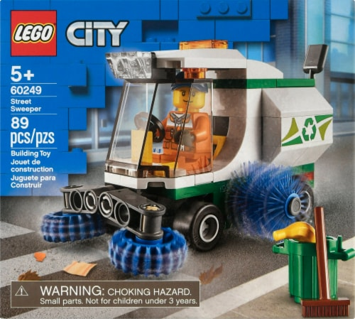 60249 LEGO®  Street Sweeper Building Toy Perspective: back