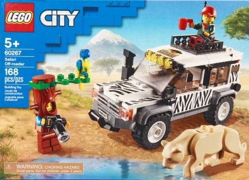 60267 LEGO® City Safari Off-Roader Perspective: back