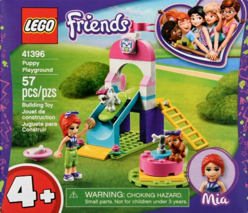 41396 LEGO® Friends Puppy Playground Perspective: back