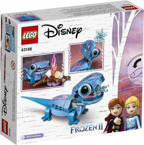 43186 LEGO® Disney Frozen 2 Bruni the Salamander Perspective: back
