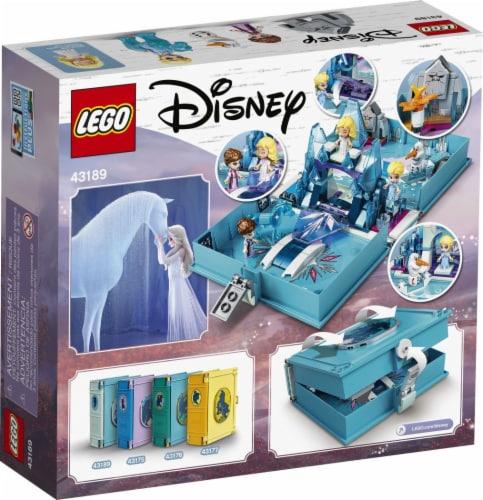 43189 LEGO® Disney Elsa and the Nokk Storybook Adventures Perspective: back
