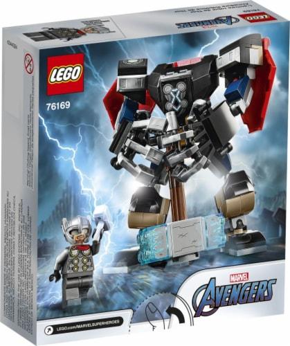 76169 LEGO® Marvel Avengers Thor Mech Armor Perspective: back