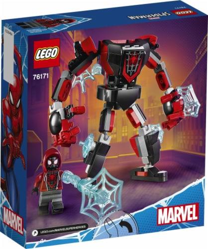 76171 LEGO® Marvel Spider-Man Mile Morales Mech Armor Perspective: back