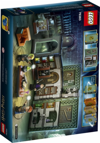 76383 LEGO® Harry Potter Hogwarts Moment: Potions Class Perspective: back