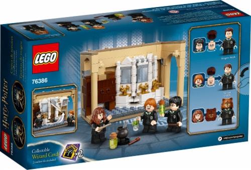 LEGO® Harry Potter Hogwarts Polyjuice Potion Mistake Building Set Perspective: back
