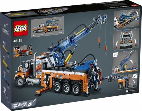 LEGO® Technic Heavy-Duty Tow Truck Perspective: back