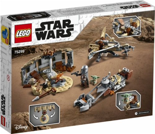 75299 LEGO® Star Wars Trouble on Tatooine Perspective: back