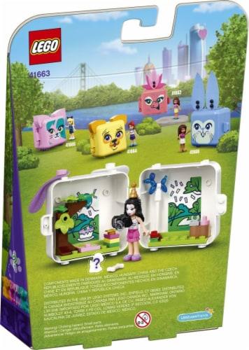 41663 LEGO® Friends Emma's Dalmatian Cube Perspective: back