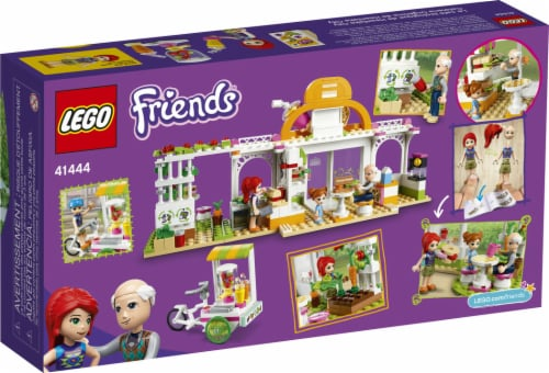 41444 LEGO® Friends Heartlake City Organic Cafe Perspective: back