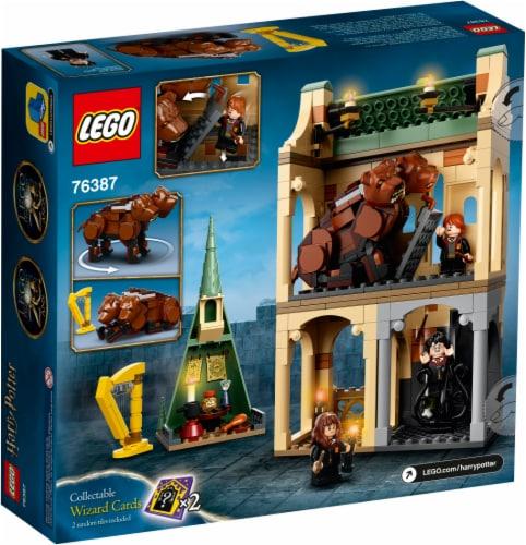 76387 LEGO® Harry Potter™ Hogwarts™: Fluffy Encounter Perspective: back